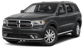 New 2017 Dodge Durango GT for sale in Abbotsford, BC