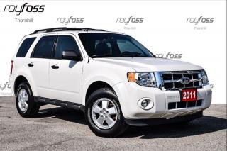 Used 2011 Ford Escape XLT for sale in Thornhill, ON