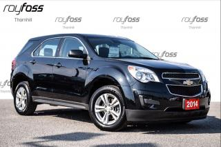 Used 2014 Chevrolet Equinox LS FWD Bluetooth for sale in Thornhill, ON
