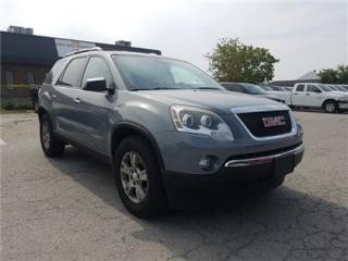 Used 2008 GMC Acadia SLE AS IS !!! for sale in Concord, ON