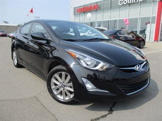 Used 2016 Hyundai Elantra Sport | ALLOYS| BACK UP CAMERA | WARRANTY | for sale in St Catharines, ON