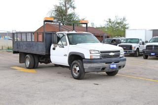 Used 2005 Chevrolet Silverado 3500 6.6L Diesel 12FT Box Dually for sale in Brampton, ON