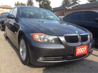 Used 2007 BMW 3 Series 328I for sale in Scarborough, ON