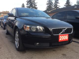 Used 2006 Volvo S40 2.4L for sale in Scarborough, ON
