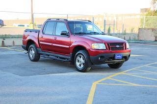 Used 2002 Ford Explorer Sport Trac Convenience for sale in Brampton, ON