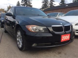 Used 2006 BMW 3 Series 325xi Low KM 152K for sale in Scarborough, ON
