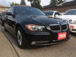 Used 2008 BMW 3 Series 328xi EXTRA CLEAN Looks & Drives Excellent! for sale in Scarborough, ON