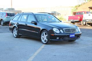Used 2006 Mercedes-Benz E-Class 5.0L 4MATIC for sale in Brampton, ON