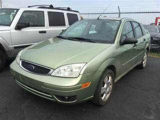 Used 2007 Ford Focus S for sale in Burlington, ON