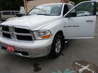 Used 2012 Dodge Ram 1500 SLT for sale in Orillia, ON