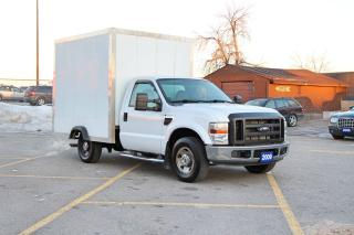 Used 2009 Ford F-250 8ft box length 6 ft high for sale in Brampton, ON