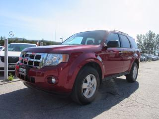 Used 2011 Ford Escape XLT/ LOW MILEAGE/ ACCIDENT FREE for sale in Newmarket, ON