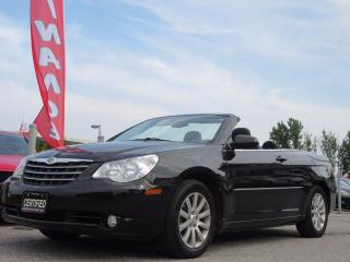 Used 2010 Chrysler Sebring CONVERTIBLE / LOW MILEAGE for sale in Newmarket, ON