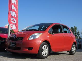 Used 2007 Toyota Yaris HATCH / ONLY 99,480 LIKOMETERS for sale in Newmarket, ON