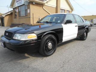 Used 2011 Ford Crown Victoria P71 Police Interceptor 4.6L V8 ONLY 90,000KMs for sale in Etobicoke, ON