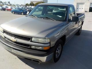 Used 2002 Chevrolet SILVERADO C1500 for sale in Innisfil, ON