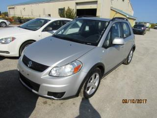 Used 2009 Suzuki SX4 for sale in Innisfil, ON