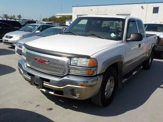 Used 2003 GMC Sierra Z71 for sale in Innisfil, ON