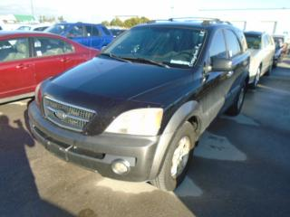 Used 2004 Kia Sorento EX for sale in Innisfil, ON