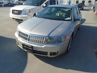 Used 2007 Lincoln MKZ for sale in Innisfil, ON