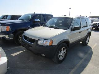 Used 2003 Ford Escape for sale in Innisfil, ON