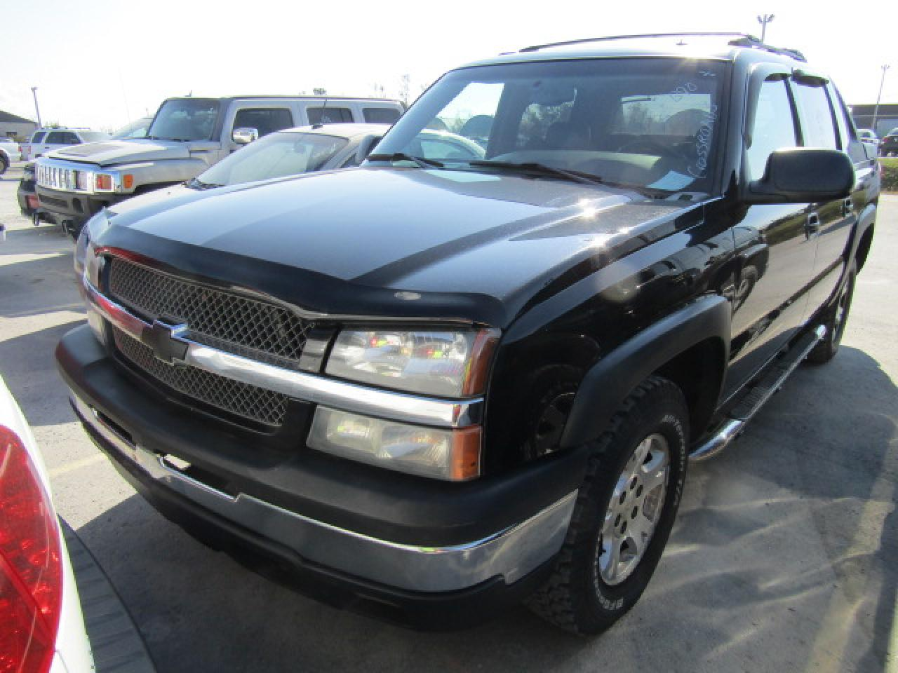 Photo of Black 2004 Chevrolet AVALANCHE Z71