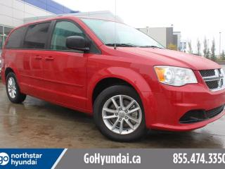 Used 2015 Dodge Grand Caravan SXT STOW & GO DVD'S BACKUP CAMERA for sale in Edmonton, AB