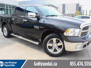 Used 2016 Dodge Ram 1500 SLT BIG HORN/ECO DIESEL/CREWCAB for sale in Edmonton, AB
