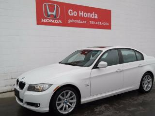 Used 2011 BMW 328 i xDrive for sale in Edmonton, AB
