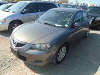 Used 2009 Mazda MAZDA3 for sale in Innisfil, ON