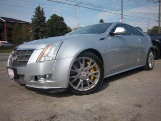 Used 2011 Cadillac CTS PREMIUM for sale in Whitby, ON