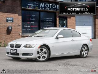 Used 2007 BMW 3 Series 328xi AWD *NAVI, LTHR, ROOF, ACCIDENT FREE* for sale in Scarborough, ON