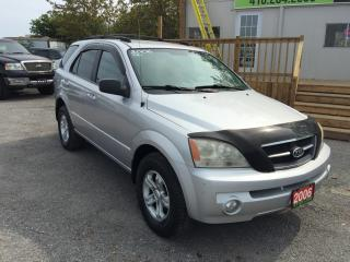 Used 2006 Kia Sorento LX w/Premium Pkg for sale in Pickering, ON