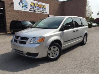 Used 2008 Dodge Grand Caravan SE - REAR STOW N'GO for sale in Aurora, ON