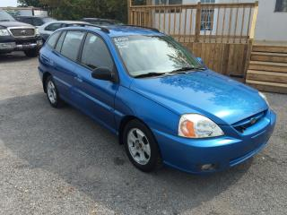 Used 2003 Kia Rio RX-V for sale in Pickering, ON
