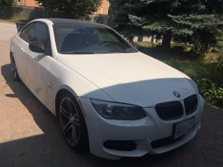 Used 2011 BMW 335i 335is m package for sale in Markham, ON