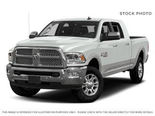 Used 2017 Dodge Ram 3500 for sale in Lethbridge, AB