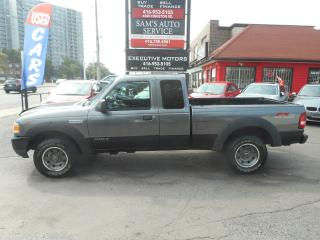 Used 2007 Ford Ranger FX4 LOADED 4X4 for sale in Scarborough, ON