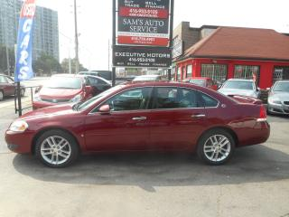 Used 2008 Chevrolet Impala LTZ LOADED for sale in Scarborough, ON