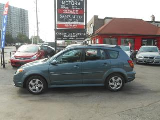 Used 2007 Pontiac Vibe LOW KM for sale in Scarborough, ON