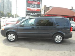 Used 2009 Chevrolet Uplander LS LOW KM SUPER CLEAN for sale in Scarborough, ON