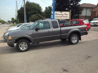 Used 2006 Ford Ranger Sport 3.0L Very clean Ranger for sale in Bradford, ON