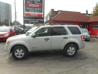 Used 2008 Ford Escape XLT with Leather for sale in Scarborough, ON