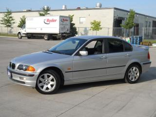 Used 2001 BMW 320i 4 Door, Automatic, certify, 3/Y warranty availab for sale in North York, ON