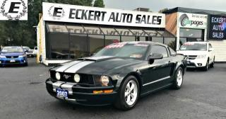 Used 2007 Ford Mustang Coupe V6 for sale in Barrie, ON