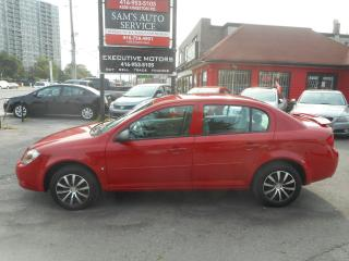Used 2009 Pontiac G5 LOADED WITH EXTRAS for sale in Scarborough, ON