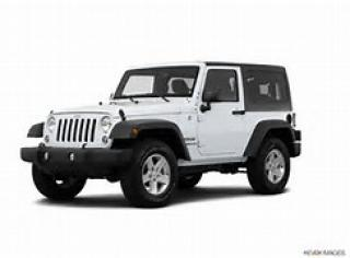 Used 2017 Jeep Wrangler Sahara for sale in Corner Brook, NL