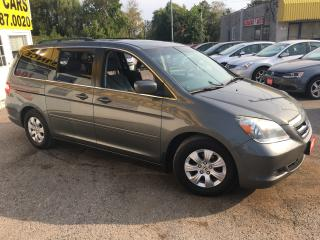 Used 2007 Honda Odyssey EX/AUTO/ALLOYS/7PASS/STEERING CONTROL for sale in Scarborough, ON