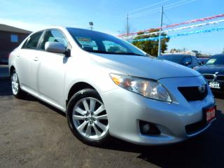 Used 2010 Toyota Corolla ***PENDING SALE*** for sale in Kitchener, ON