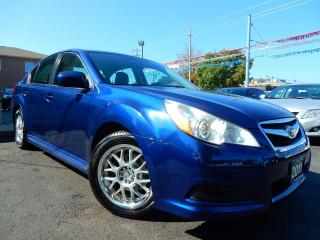 Used 2011 Subaru Legacy 2.5i | AUTO | HEATED SEATS | SUPER CLEAN for sale in Kitchener, ON